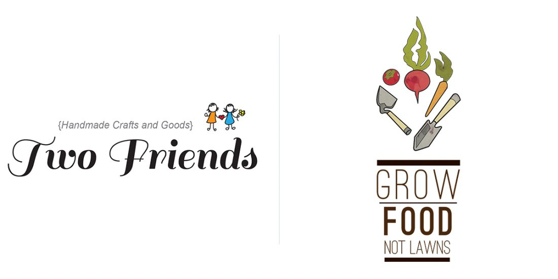 Two Friends and GFNL - Logo