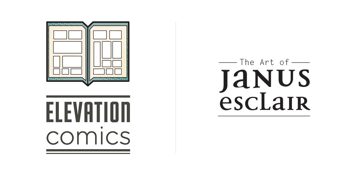 Elevation Comics and PersonalID - Logo