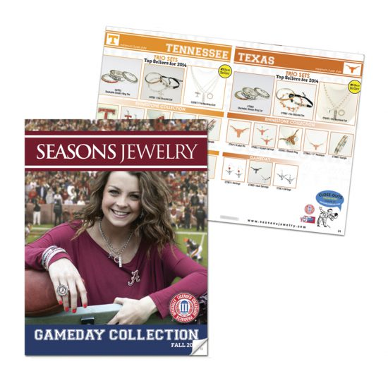 Seasons Jewelry - Designs