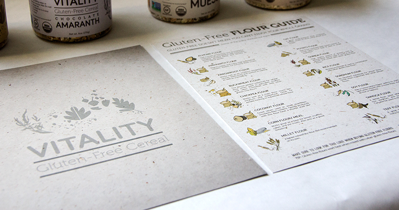 Vitality Cereal - Flour Guide