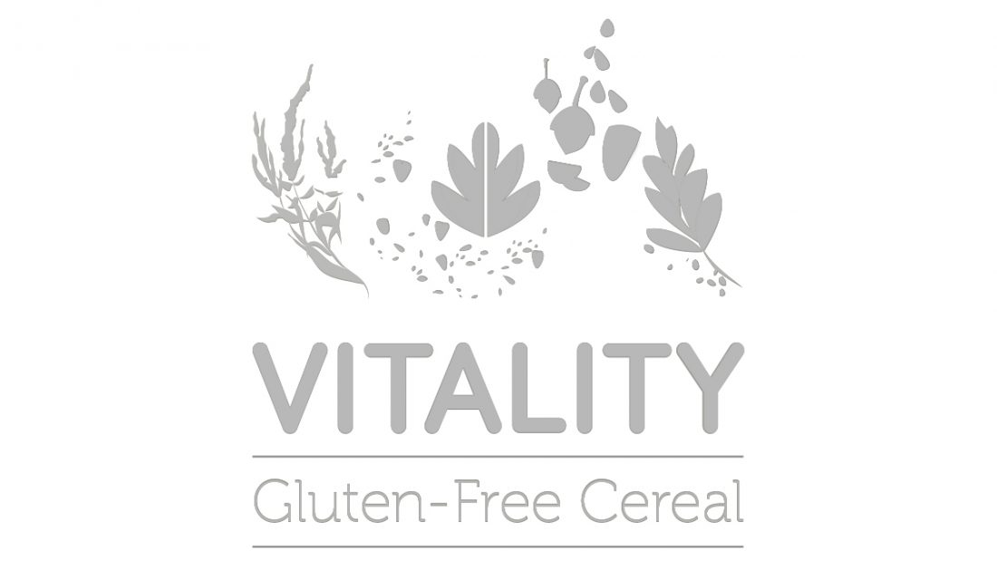 Vitality Cereal - Logo