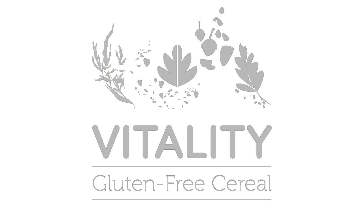 Vitality Cereal - Logo