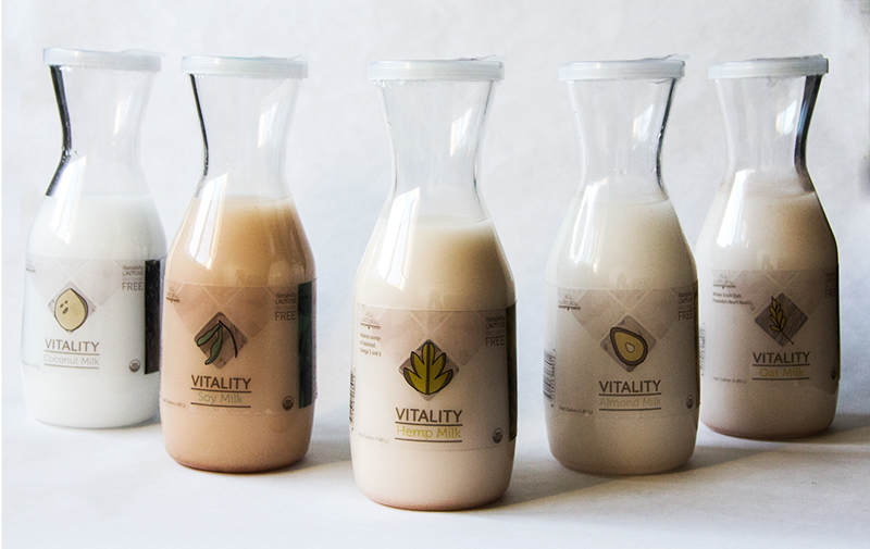Vitality Milk - Overview