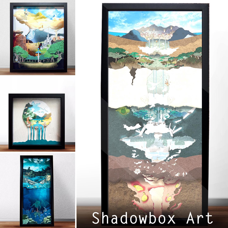 Shadowbox Art
